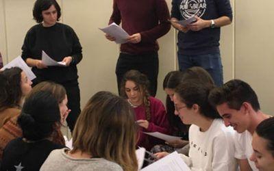 Proyecto Formación de Jóvenes Universitarios en Derechos Humanos