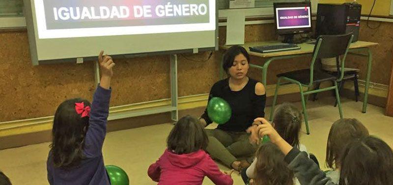 Curso sobre Igualdad de Género y Derechos Humanos para personal docente