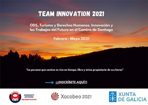 Inscripciones Team Innovation 2021