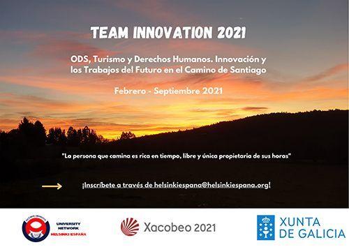Inscripciones Team Innovation 2021