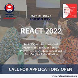 REACT Helsinki España 2022