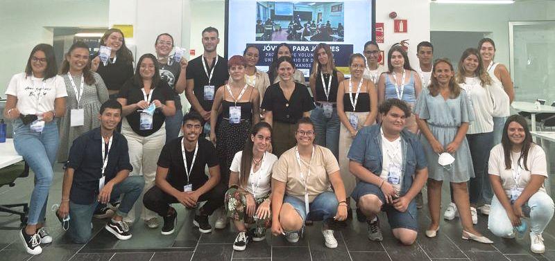 Jóvenes para Jóvenes llega a las Palmas de Gran Canaria